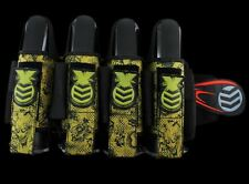 PAINTBALL ASSASSIN POD HARNESS 4 + 5 - various colours