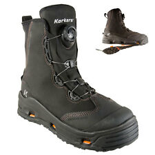 Korkers Devil's Canyon Fly Fishing Wading Boots with Convertible Outsoles