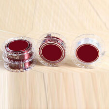 Super Strong Burgundy Nylon Braided Fishing Lines Tackle Ocean Boat Lines 1PCS