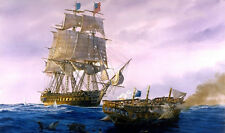 Best gift Ship Sailing Oil painting Art wall Picture HD Printed on canvas FC294