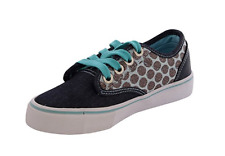 Baby Phat Toddler Porter Chambray Sneakers (Navy/Blue)