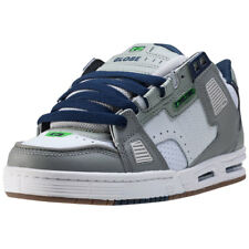 Globe Sabre Mens Trainers Grey Navy White New Shoes