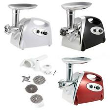 Electric Meat Grinder Mincer Sausage Stuffer Machine Stainless Steel Commercial