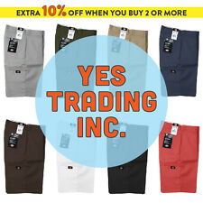 "NEW Dickies 13"" Multi-Pocket Cell Pocket Loose Fit Work Shorts Style # 42283"
