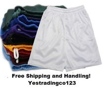 Mens Dri-Fit Mesh Shorts Fitness Workout Gym Basketball Jogger Shorts Size S-5XL