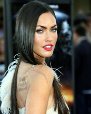 Megan Fox Color Poster or Photograph Candid Sexy Tattoo