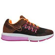 Nike ZOOM VOMERO 10 Womens Black Multi 805 Lace Up Athletic Running Shoes