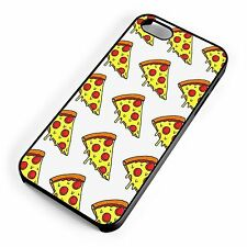 Pizza Fast Food Pattern Indie Hipster Quirky Cool iPhone Range Phone Cover Case