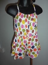 MINI BODEN girls playsuit jumpsuit shorts. Age 4-5 NEW   (145)