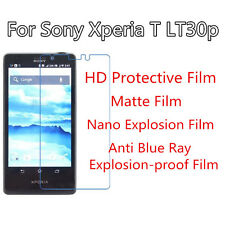 3pcs For Sony Xperia T LT30p Ultrathin High Clear,Good Touch Matte Screen Film