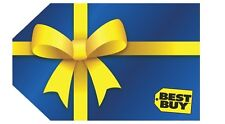 Best Buy Gift Card - $50 face value - NO RESERVE