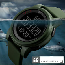 Men's sports watch outdoor sports multi-function electronic Digital Led Watch