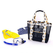 1Pc Popular European Fashion Transparent Summer Jelly Shoulder Bag Beach Handbag