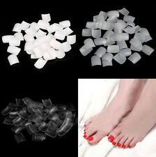 Acrylic Artificial 500 Pcs Nail Art Sticker Fake Decor Nails Foot False