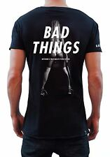 Death By Zero Bad Things Cotton Crew T-Shirt Black $10 Off