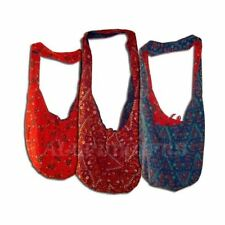 Reversible Hobo Shoulder Bags - - Cool Hippie Gypsy Boho Clothing Accessory