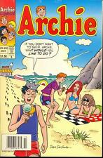 Archie #452 (Oct 1996, Archie) 6.5 FN+ BETTY VERONICA JUGHEAD REGGIE MARGE