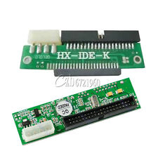 """2.5"""" to 3.5"""" PATA/IDE To Serial SATA 3.5"""" 40Pin Adapter Converter For HDD DVD"""