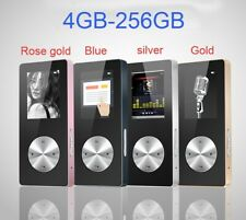 4-256GB MP3 MP4 Player Lossless Recorder pen Media Video radio FM Radio Lot