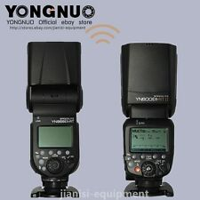 YONGNUO TTL YN968EX-RT YN600EX-RTII Master & slave Flash speedlite for canon
