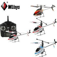 WLtoys V911 2.4GHz 4CH Single Blade GYRO RC Mini Helicopter Radio Remote Control
