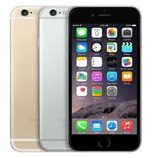 "Apple iPhone 6 16GB 64GB 128GB 4S GSM ""Unlocked"" Smartphone Gold Gray Silver FLA"