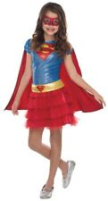 Supergirl Deluxe Child Sequin Costume