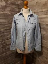 Rydale Country Blue Shirt Size 08