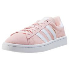 adidas Campus Womens Trainers Blush Pink New Shoes