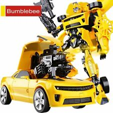 New Large Size Transformable Robot Car For Kids Toy With Sound and light Version