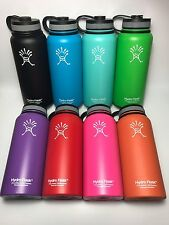 32oz/40oz Hydro Flask Insulated Stainless Steel Water Bottle Wide Mouth Canteen