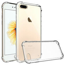 NEW For iPhone 7/6s Case Silicone Clear Cover Bumper Rubber Soft Protective TPU