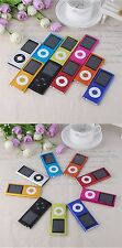 "32GB MP3 MP4 Player 1.8"" LCD Screen FM Radio Video Games Movie music Lot"