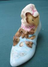 F Warne & Co. 1959 Beatrix Potter Old Woman Who Lived in a Shoe -Beswick