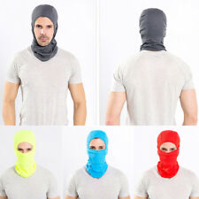 Motorcycle Cycling Ski Neck Protect Outdoor Sport Balaclava Full Face Mask