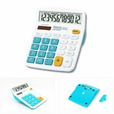 OSALO 837VC 12 Digit Electronic Calculator Large Display Calculate Tool LN
