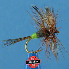 Adams Female Premium Dry Fly Fishing Flies - One Dozen - Sizes Available***
