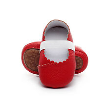 Baby Girl Dance Shoes Floral Sandals Rubber Outsole Moccasin Infant Prewalkers