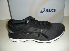 ASICS MENS GEL-KAYANO 24 RUNNING SNEAKERS-SHOES-T749N-9016- BLACK/ PHANTOM/WHITE