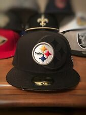Pittsburg Steelers Fitted 59FIFTY New Era NFL Cap