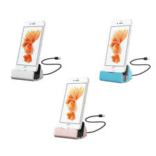 1Pcs Hot Station Charger Sync Charge For iPhone Stand Dock Cradle New Desktop