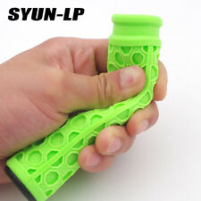 MTB Rubber Mountain Bike Bicycle Handlebar Grips Cycling Lock-On Ends 5 colors