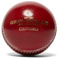 Gray Nicolls Crest Academy Cricket Ball Cricket Equipment Balls Red