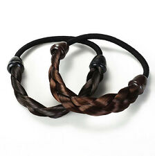 Wig Braid Elastic Hair Band Rope Hair band Ponytail Holder Hair Accessories