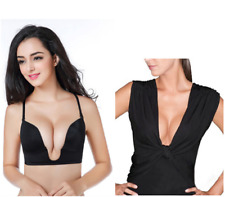 Women Bras Sexy Seamless invisible bra Straps Summer Sutian Cleavage Push Up Bra