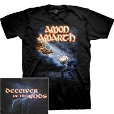 OFFICIAL LICENSED - AMON AMARTH - DECEIVER OF THE GODS T SHIRT - VIKING METAL