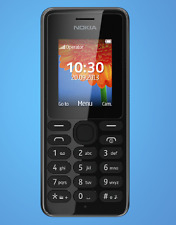 Brand New Nokia 108 Unlocked Dual Sim FM Radio-Mobile Phone