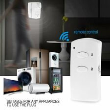 Remote Control Sockets Wireless Switch AC Power Outlet Home Appliance US/EU LN