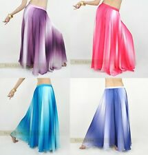 Brand New Beautiful Belly Dance Skirt 4 Colors Available Free Shipping