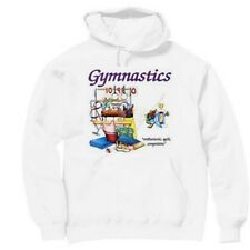 Pullover Hooded Sports Sweatshirt Gymnastics Gymnast